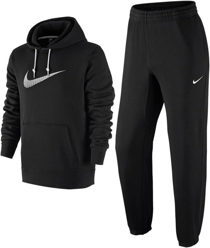 Plisado pellizco Tentación  Nike Negro De Hombre 679387 Chándal Completo - Negro, Small: Amazon.es:  Deportes y aire libre