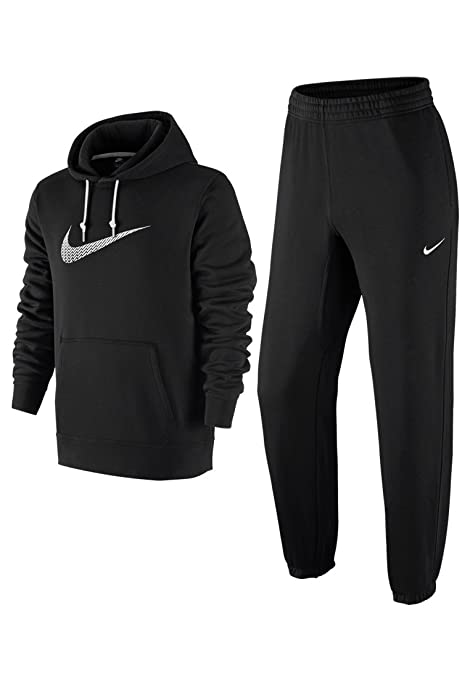 Nike Mens Negro 679387 Completa Chándal, Mujer Hombre, Mens ...