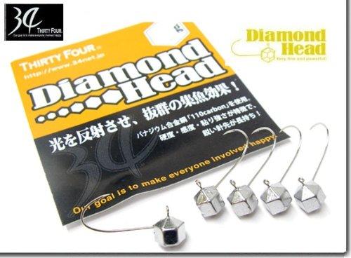 34 ダイアモンドヘッドの商品画像