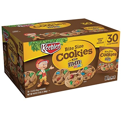 Keebler M&M Cookies, 3 Pound