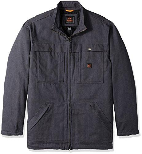 10 Oz Brushed Cotton Jacket - 6
