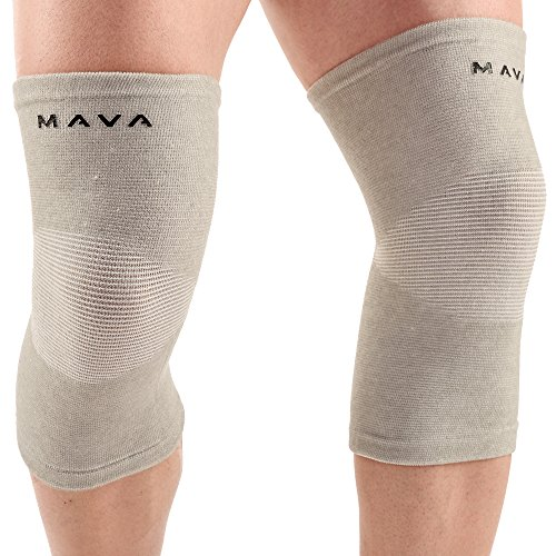 Mava Sports Arthritis Knee Brace – Elastic Support Sleeve