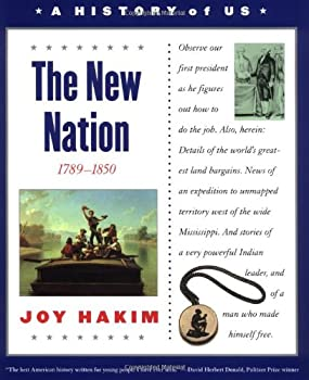 The New Nation 0195127587 Book Cover