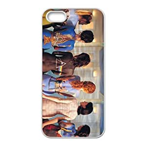 Artistic Body Fashion Comstom Plastic case cover For Iphone 5s