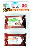 Ear and Eye Wipes, My Pet Supplies