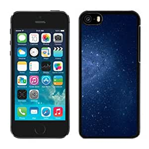 NEW Unique Custom Designed iPhone 5C Phone Case With Milky Way Galaxy Edge OS X Lion_Black Phone Case wangjiang maoyi