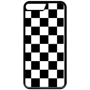 coque damier iphone 7
