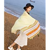 MDRW-Winter Scarf Summer Beach Beach Towel Long Scarf Pashmina Scarf And Spring Cotton