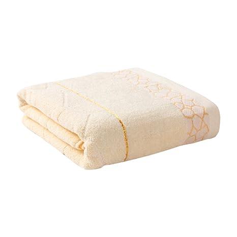 Suave Hotel/SPA toalla de baño, tamaño grande 100% algodón toalla, absorbencia