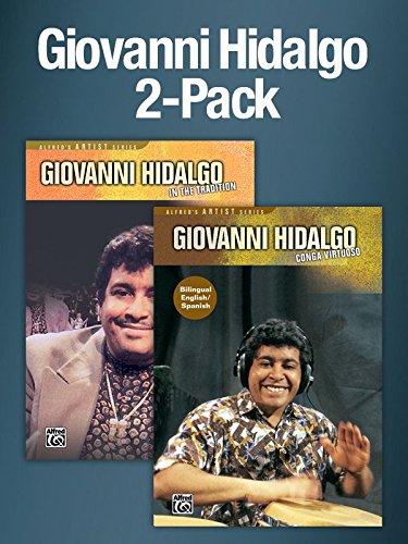 Giovanni Hidalgo 2-Pack (Conga Virtuoso + In the Tradition) [Instant (2 Conga)