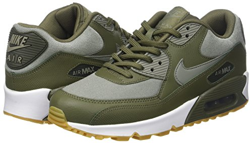 Stucco Light Brown sequoia Air dark Zapatillas Olive gum Mujer med Para 205 Max Nike 90 Verde gPOxnn6B