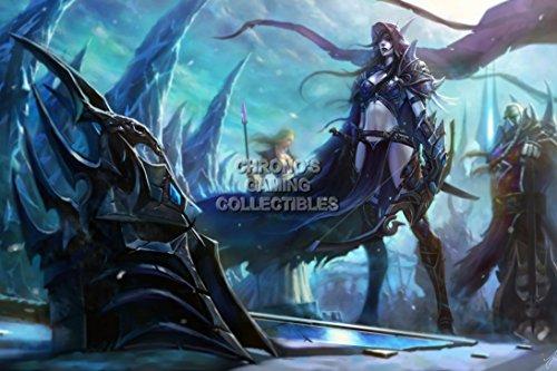 World of Warcraft CGC Huge Poster Glossy Finish Wow - WAR021 (24