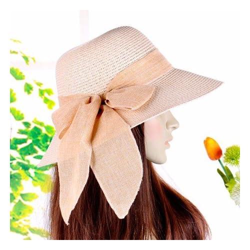 Barato LOF-fei Mujer verano sombrero para el sol la playa de los pescadores  se 389e9d49064