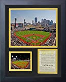 Legends Never Die Pittsburgh Pirates PNC Park Framed Photo Collage, 11 by 14-Inch