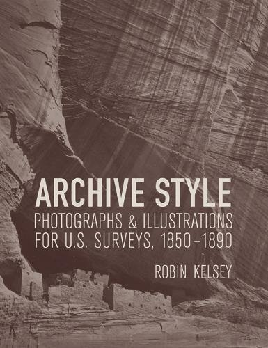 1890 Photograph - Archive Style: Photographs and Illustrations for U.S. Surveys, 1850-1890
