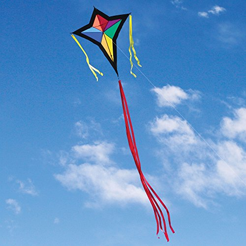 Into The Wind Cross Diamond Kite by Into The Wind