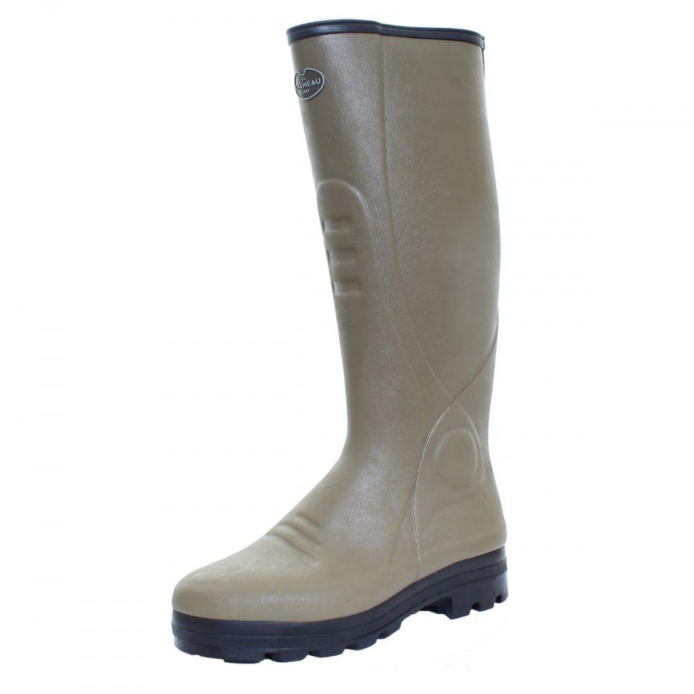 32bc927c026 LE CHAMEAU BCB2120 TRAQUEUR neoprene lined: Amazon.co.uk: Shoes & Bags