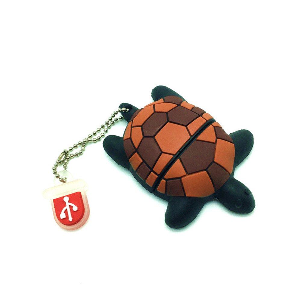 usbメモリー16 gb cartoon animal sea turtle tortoise usbフラッシュ