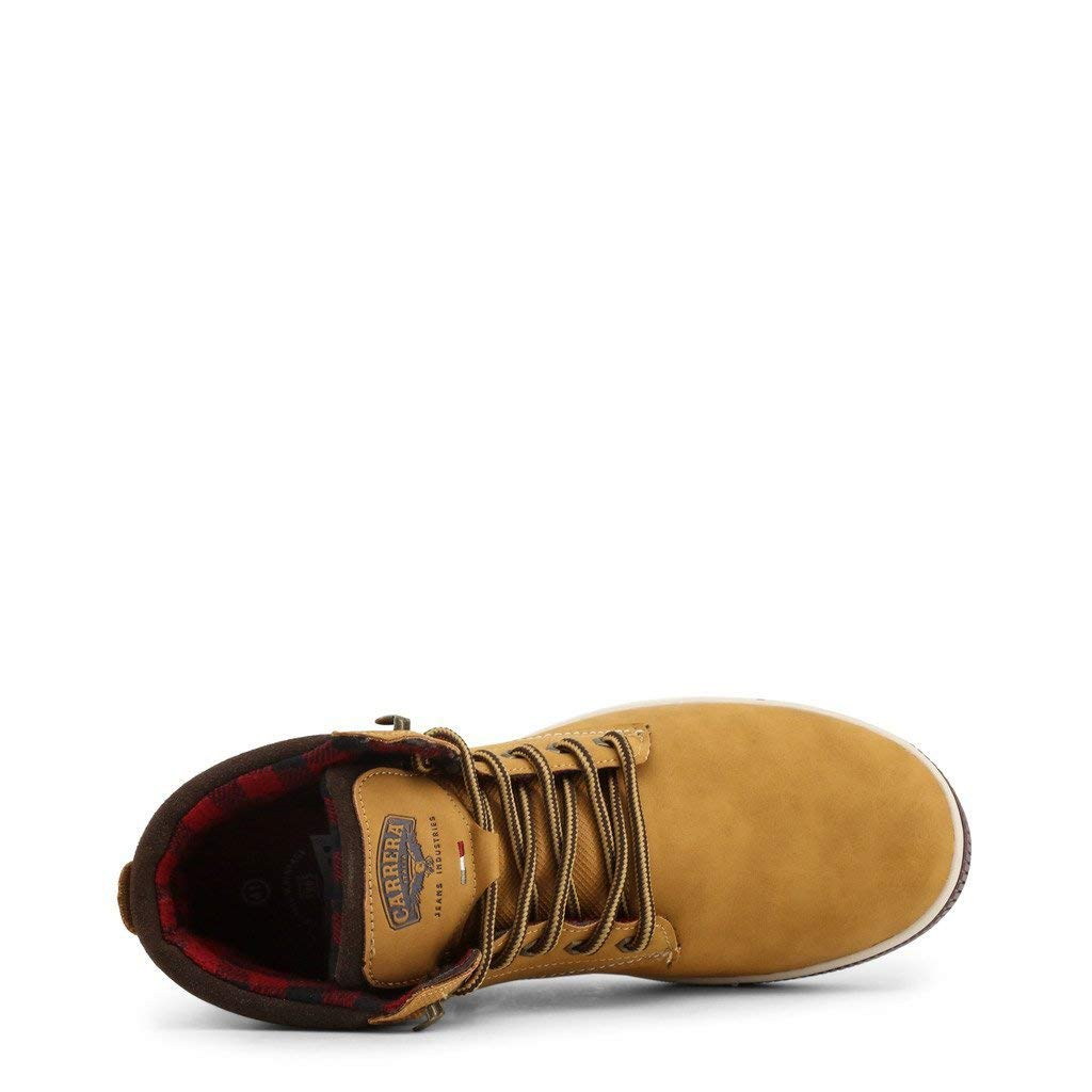 Carrera Jeans Ronnie Men Yellow Sneakers