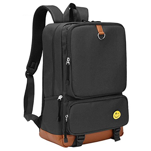 Bagerly Classic Laptop Backpacks Casual Daypacks Bookbags Up To 15.6 Inch with Lifetime - Sunglasses Used India
