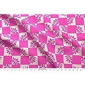 Amazon com: Spoonflower Checks Fabric - Checks Chequerboard