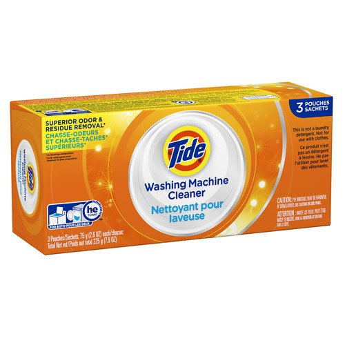 Tide Washing Machine Cleaner 3 ea (4 pack) by Tide