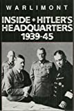 img - for Inside Hitler's Headquarters, 1939-45 by Walter Warlimont (1991-02-06) book / textbook / text book