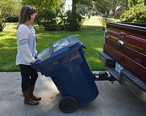 Great Day TC5000 Trash Can Transporter (Tote Caddy)