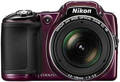 Nikon Coolpix L830 - Cámara compacta de 16.79 MP (Pantalla de 3 ...