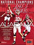 AJ McCarron Signed Alabama Crimson Tide Sports Illustrated - BCS Preview Edition - Autographed College Magazines