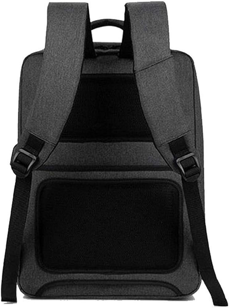 Laptop Backpack Business Episodic Computer Backpack Shoulder Bag Short Trips Backpack Color : Gray, Size : L