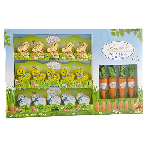 lindt chocolate bunny - 2