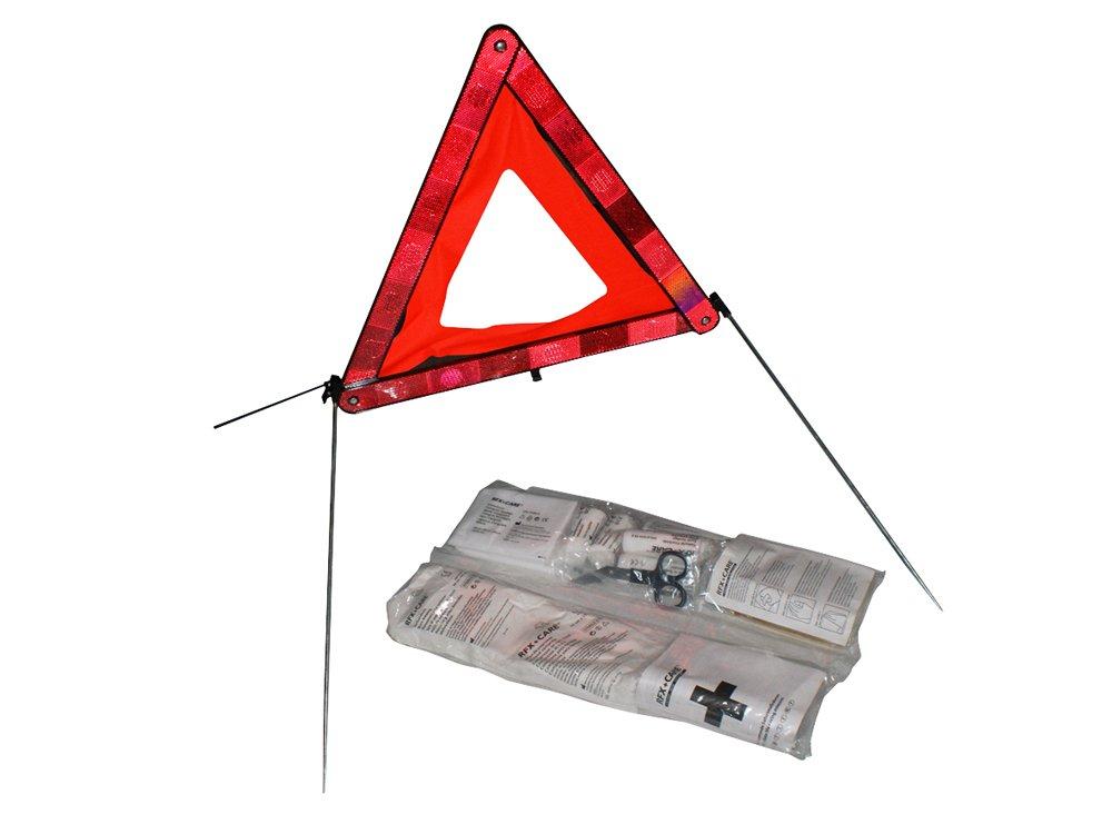 APA 21091 Duo de trousse de secours avec triangle de signalisation EAL GmbH