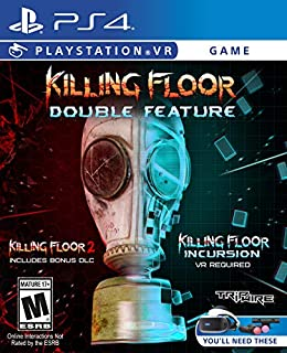 Killing Floor Double Feature - PlayStation 4 (B07NWTN4QY) | Amazon price tracker / tracking, Amazon price history charts, Amazon price watches, Amazon price drop alerts