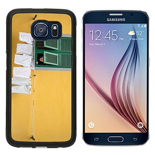 msd-premium-samsung-galaxy-s6-aluminum-backplate-bumper-snap-case-free-photo-italy-woman-person-peop