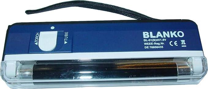 Schwarzlichtlampe Mit Taschenlampe Geldscheinprufer Mobil Uv Lampe Amazon De Beleuchtung