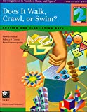 img - for Does It Walk, Crawl, or Swim?: Sorting & Classifying Data (Investigations in number, data, and space) book / textbook / text book