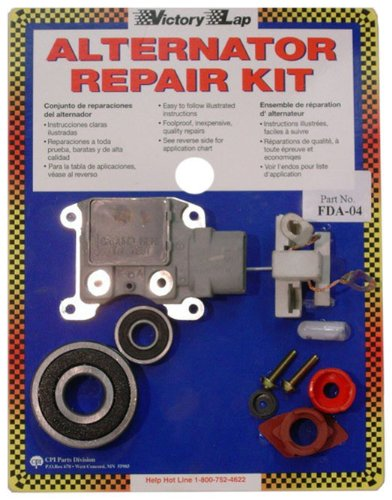 Victory Lap FDA-04 Alternator Repair Kit 1998 Ford Windstar Alternator