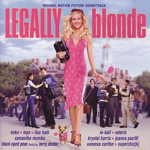 Legally Blonde by Various Artists Soundtrack edition (2001) Audio CD