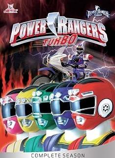 Power Rangers Turbo - Complete Season (5 DVDs) [European release] by Johnny