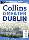 Collins Greater Dublin Streetfinder Atlas