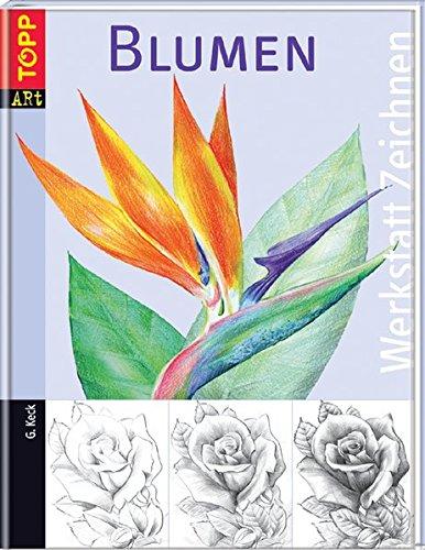 Werkstatt Zeichnen: Blumen