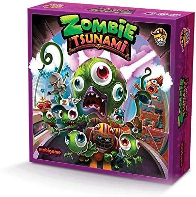 Amazon.com: Zombie Tsunami Juego de fiesta: Toys & Games