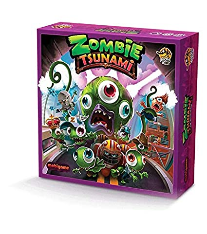 LAST LEVEL- Zombie Tsunami, Multicolor (BGLLZOMBIE): Amazon ...