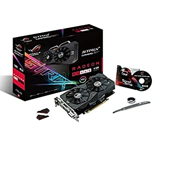 Amazon.com: ASUS ROG Strix Radeon RX 460 4 GB DP 1.4 HDMI ...