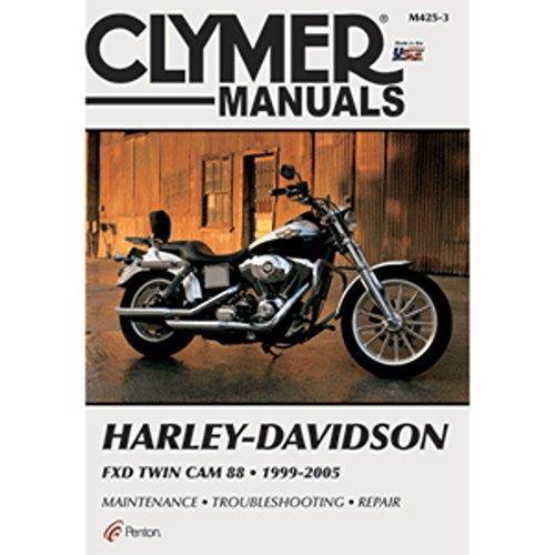 Clymer Harley-Davidson FXD Twin Cam 88 (1999-2005) Marine , Boating -