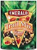 Emerald Breakfast Blend Premium Trail Mix, 5.5-Ounce Pouches (Pack of 6)
