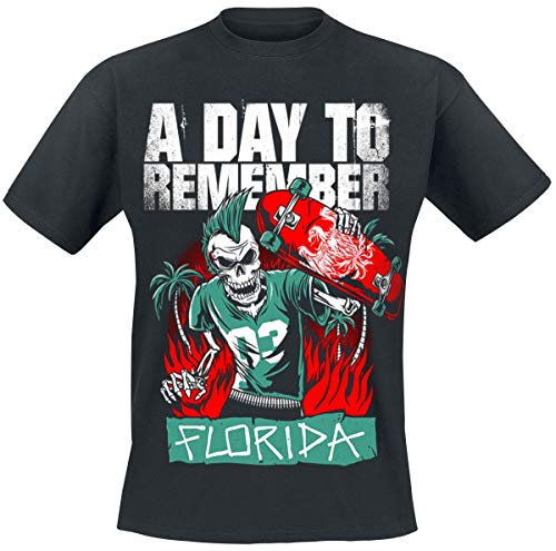 Noir Day A Skate To Remember shirt Courtes T Manches vZpqv