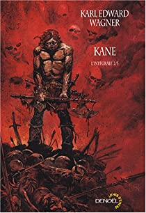 Book's Cover ofKane : Intégrale 2