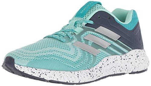 hot sale online 2a020 8acdf clear Hi Metallic Running 2 Womens silver Aqua Mint St res Adidas M  Aerobounce 7 Us ...
